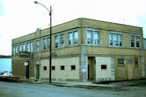 The Archer-Kedzie Bowling Alley in Chicago