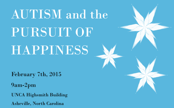 Autism and the Pursuit of Happiness