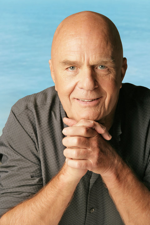 The late Dr. Wayne W. Dyer